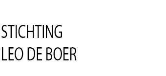 Stichting Leo de Boer